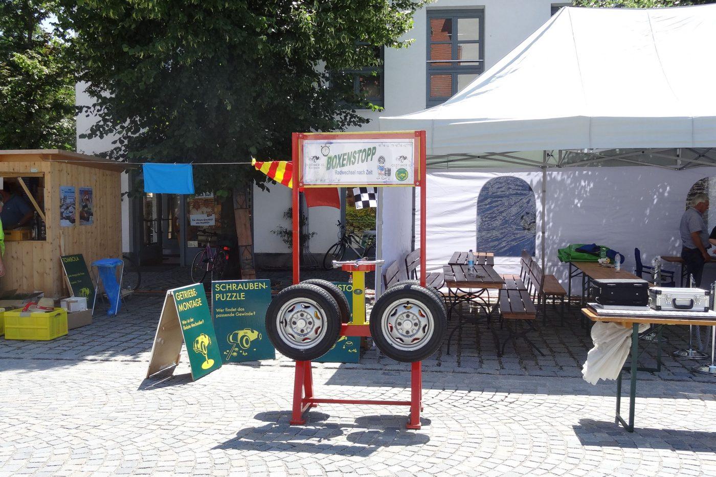 2015 Juli Dorffest Kirchheim