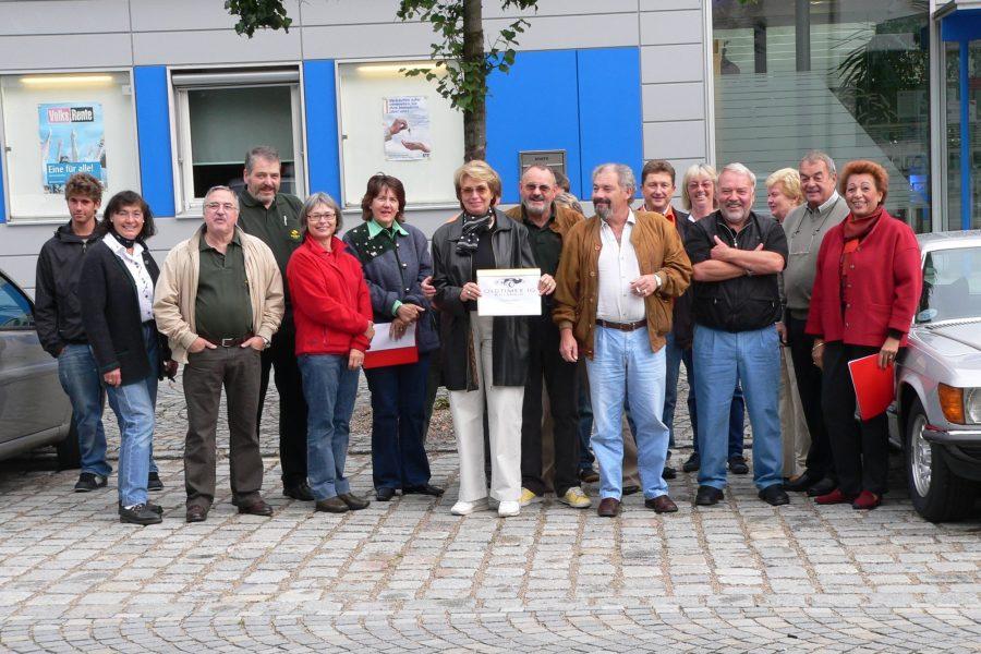 2006-01-31 Fahrt zum Großglockner