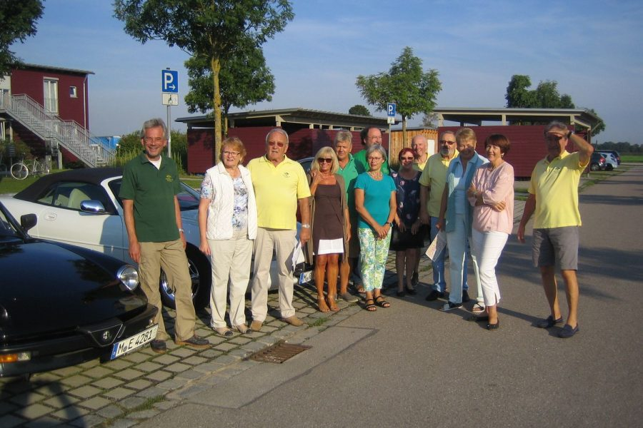 2016 September Ausfahrt nach Tübingen